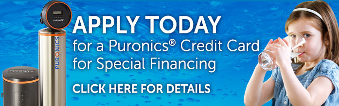 Puronics Special Financing